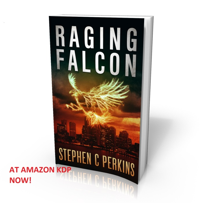 Raging Falcon - 3D[1343692]