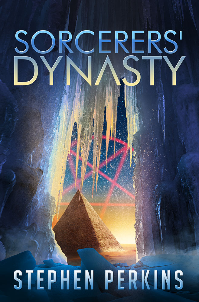 Sorcerers dynasty cover 2