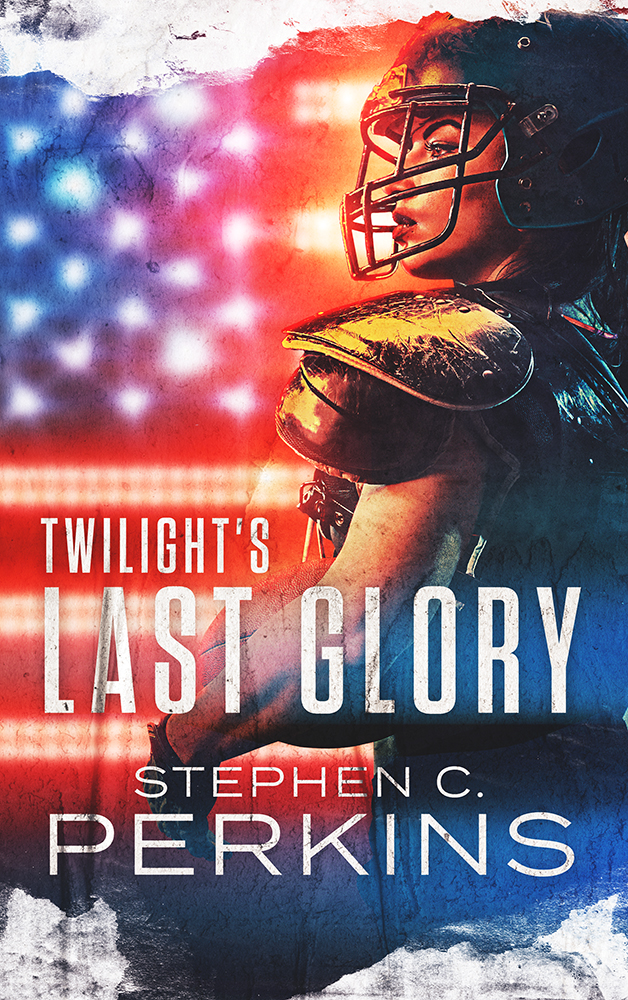 Twilight's Last Glory: Excerpt and cover reveal